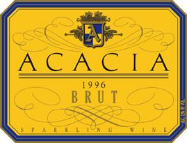 Acacia Brut Label