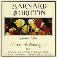 Barnard Griffin Label