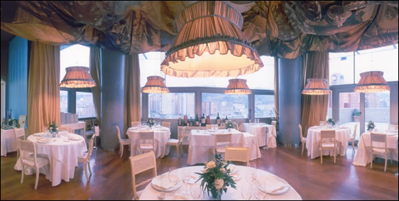 Restaurante Etxanobe, Bilbao, Spain