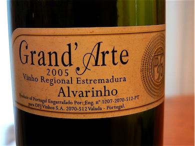 Grand' Arte Alvarinho 2005