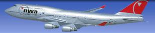 NWA Jet
