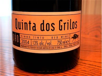 Quinta dos Grilos 2004