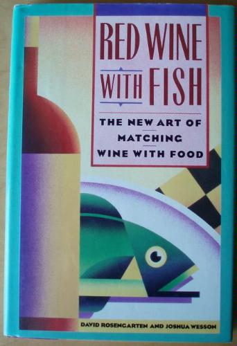 Red Wine With Fish, The Book