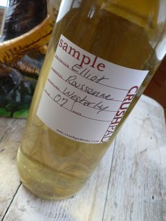 Open Source Roussanne Sample