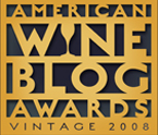American Wine Blog Awards logo