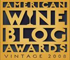 American Wine Blog Awards logo