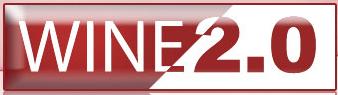 Wine 2.0 logo