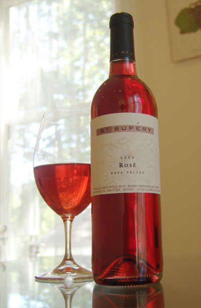 St. Supery Rose 2006