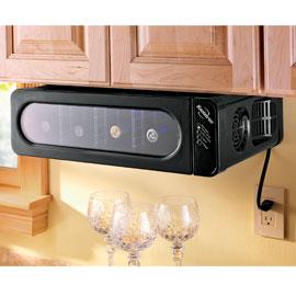 Under-Cabinet Wine Cooler