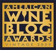 American Wine Blog Awards 2009