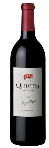 Quivira, Zinfandel, Dry Creek Valley 2008