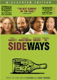 Sideways DVD (original version)
