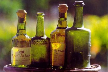 Old Bottles of Vin Jaune