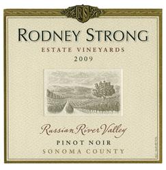 Rodney Strong, Pinot Noir 2009