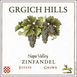 Grgich Hills Zinfandel